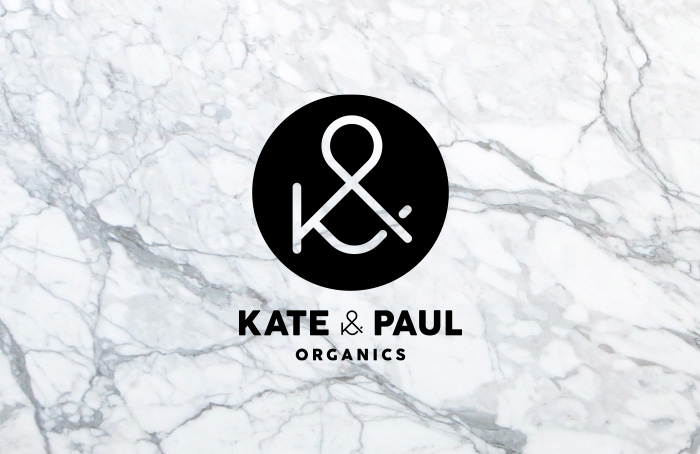 Kate & Paul Organics: Identity